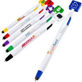 Printed Billboard Pen and Stylus