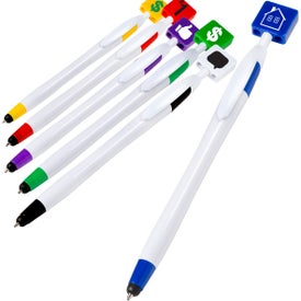 Billboard Pen and Stylus Printed with Your Logo
