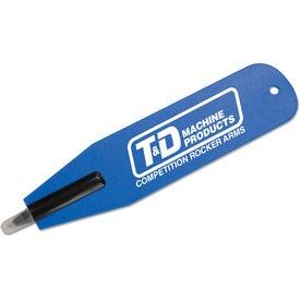 Promotional Billboard Ruler Pen