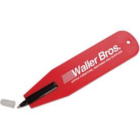 Billboard Ruler Pen for your School