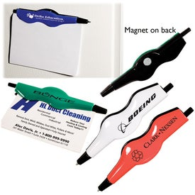 Binder Clip Pen with Your Logo