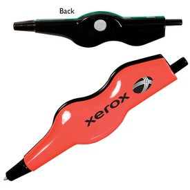 Binder Clip Pen Imprinted with Your Logo