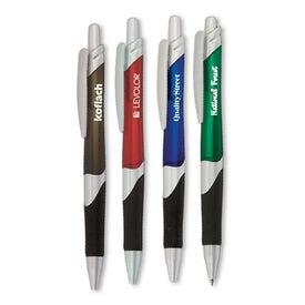 Boulder Plastic Pen