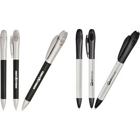 Bright Light Pen with Your Slogan