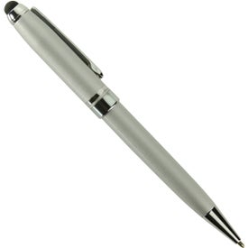 Printed Bristol Ballpoint Stylus Pen