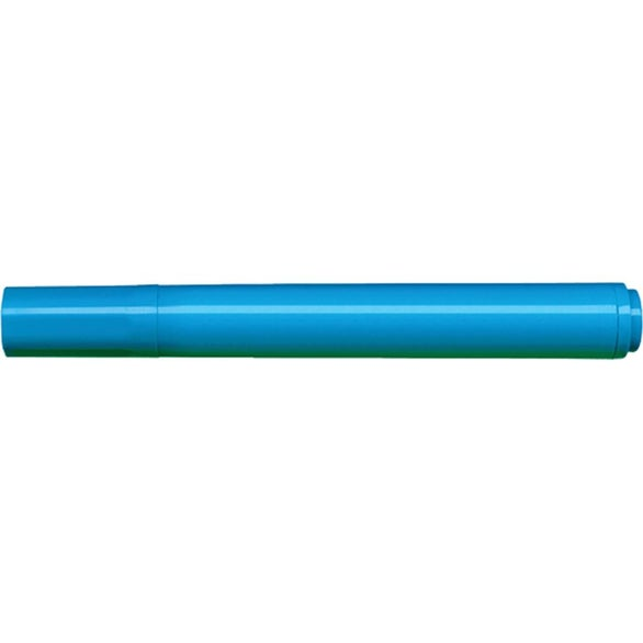 Fluorescent Blue Brite Spots Broadline Fluorescent Highlighters