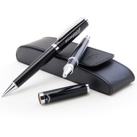 Callaway Belvedere Ballpoint & Rollerpoint Pen Gift Set for Customization