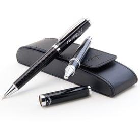Callaway Belvedere Ballpoint & Rollerpoint Pen Gift Set for Customization