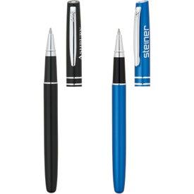 Cap-Off Aluminum Rollerball Pen