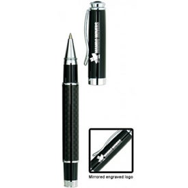Customized Carbon Fiber Classic Rollerball Pen