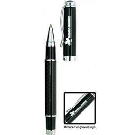 Customized Carbon Fiber Classic Rollerball Pen