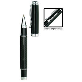 Carbon Fiber Classic Ballpoint Pen for Your Company