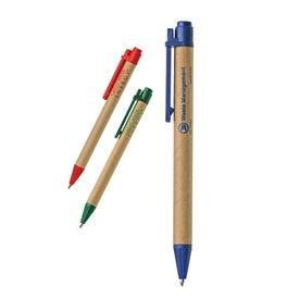 Cardboard Pen