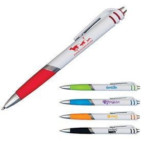 Logo Carnival Grip Pen