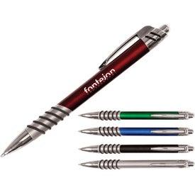 Customized Celestial Grip Pen