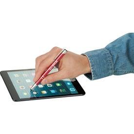 Chaperone Ballpoint Pen Stylus for Marketing