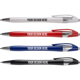 Chrome Dart Pen for Your Organization