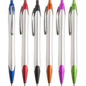 Claremont SC Pen for Promotion
