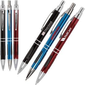 Classic Comfort Grip Pen Printed with Your Logo