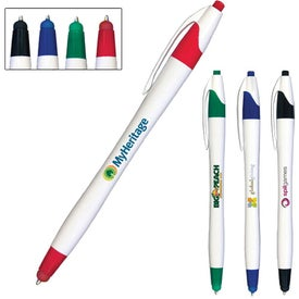 Classic Pen with Stylus Giveaways