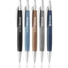 Click Action Plastic Pen