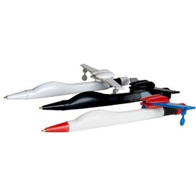 Clicker Ballpoint Jet Pen