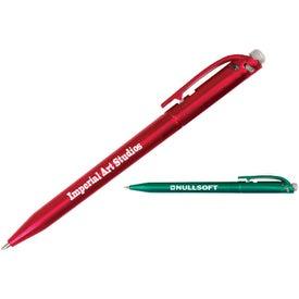 Branded Clip Click Pen