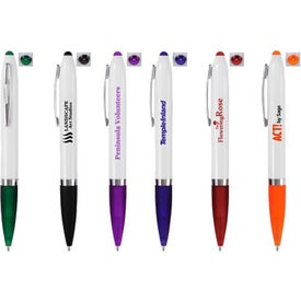 Branded Color-Dot Pen