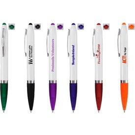 Branded Color-Dot Pen