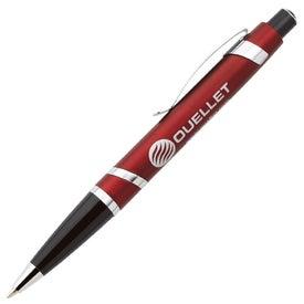 Branded Comet Ballpoint Pen
