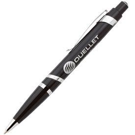 Comet Ballpoint Pen with Your Slogan
