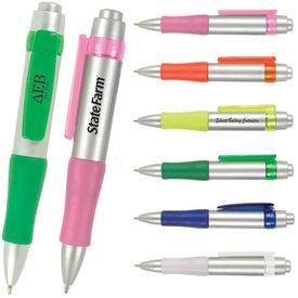 Printed Compact Click Pen