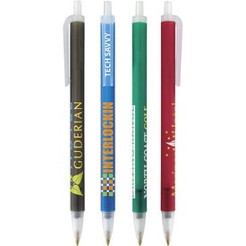 Frosted Contender Pens