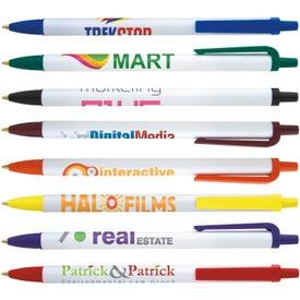 Imprinted Contender Pen