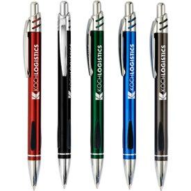 Cosmo Aluminum Ballpoint Pen