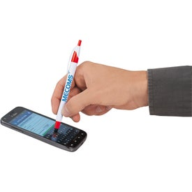 Cougar Pen with Stylus - Tradition for Promotion
