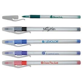 Crown Grip Pen