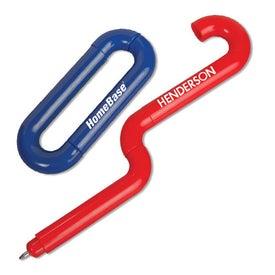 Curly Q Pens