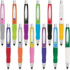 Ballpoint Pen and Stylus