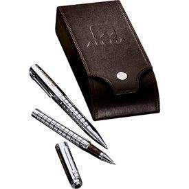 Cutter and Buck Facet Pen Set