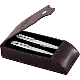 Cutter and Buck Collectors Edition Pen Set Imprinted with Your Logo