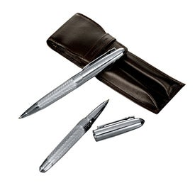 Cutter and Buck Collectors Edition Pen Set with Your Slogan