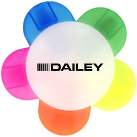 Daisy Highlighter with Your Logo