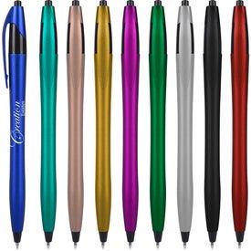 Monogrammed Dart Pen #2