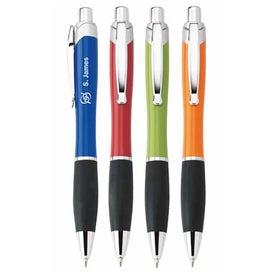 Customizable Debonair Ballpoint Pen
