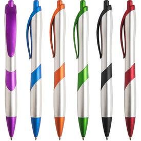 Monogrammed Del Mar SM Pen