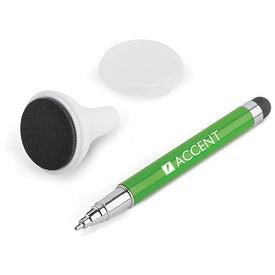 Printed Delta Stylus Pen Cleaner