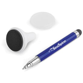 Logo Delta Stylus Pen Cleaner
