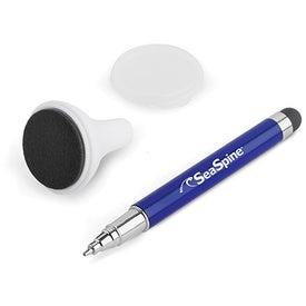 Logo Delta Stylus Pen Cleaner