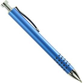 Printed Derby Metal Pen